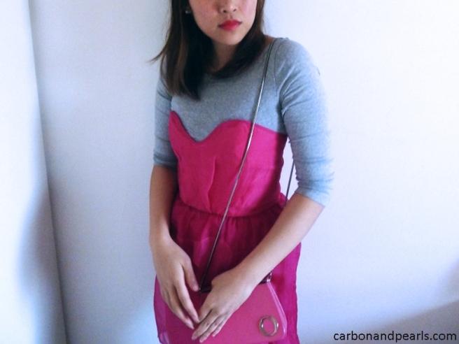 11jul15 - pink dress